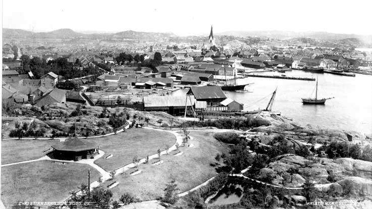Kristiansand historie